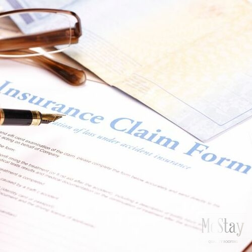 We provide help with roof replacement insurance claims.