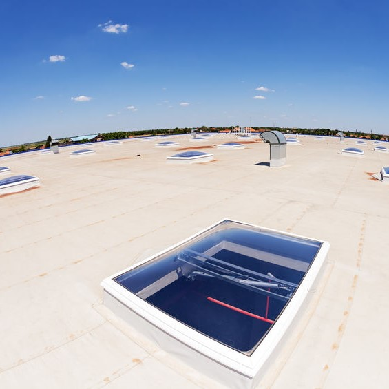 single ply roofing system