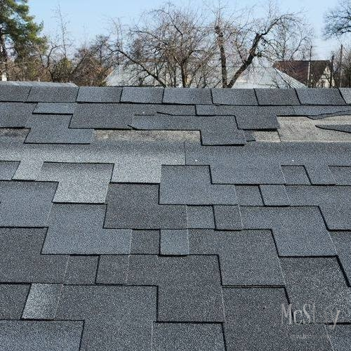 Rely on us when your asphalt shingle roof needs repair or replacement.