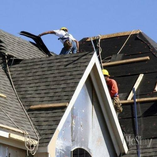 For quality roofing throughout North Texas give McStay Quality Roofing  a call.