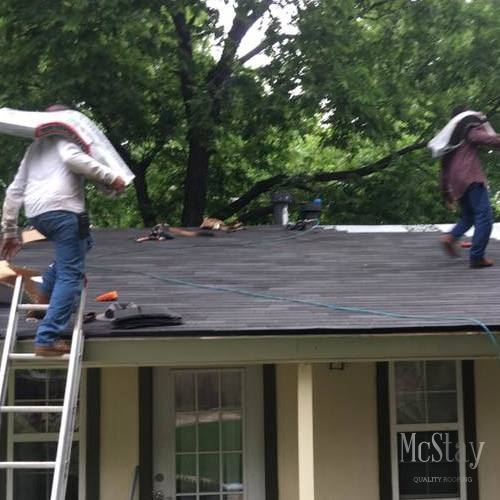 We provide timely roof repairs